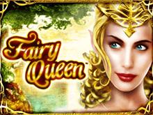 На веб-сайте Fairy Queen на реальные деньги