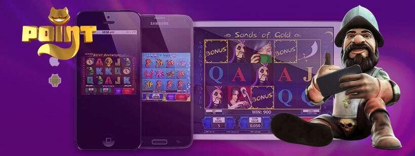 pointloto мобильная версия
